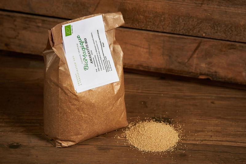 Produkt Amarantus BIO 500g - zdrowa żywność blisko Ciebie