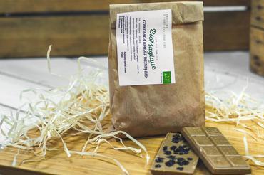 Produkt Czekolada biała z wiśnią BIO 200g - zdrowa żywność blisko Ciebie