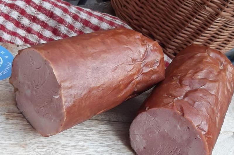 Produkt Kiełbasa szlachecka - zdrowa żywność blisko Ciebie