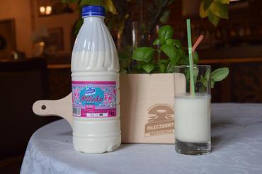 Produkt Mleko 3,5 % - zdrowa żywność blisko Ciebie