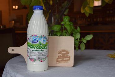 Produkt Maślanka naturalna - zdrowa żywność blisko Ciebie
