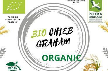 Produkt Bio chleb graham EKO - zdrowa żywność blisko Ciebie