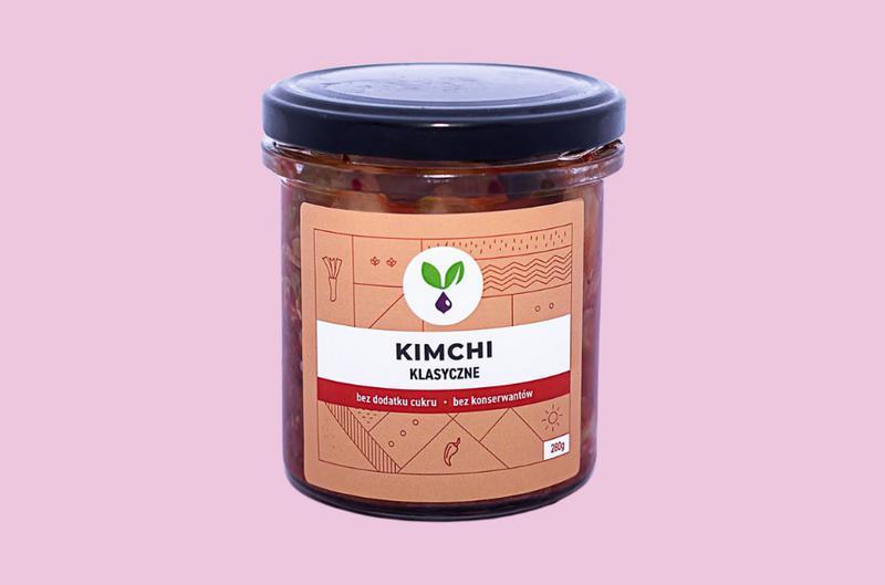 Produkt Kimchi klasyczne Kiszone Specjały - zdrowa żywność blisko Ciebie