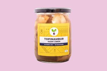 Produkt Kiszony topinambur Kiszone Specjały - zdrowa żywność blisko Ciebie