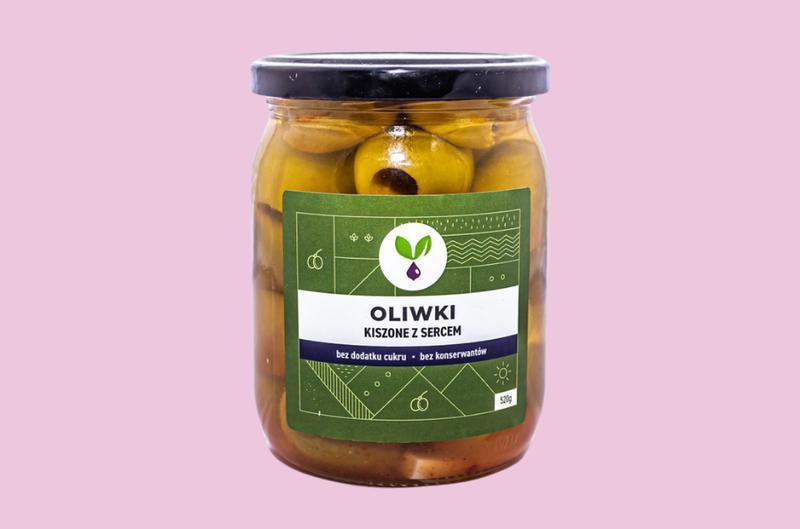 Produkt Kiszone oliwki Kiszone Specjały - zdrowa żywność blisko Ciebie