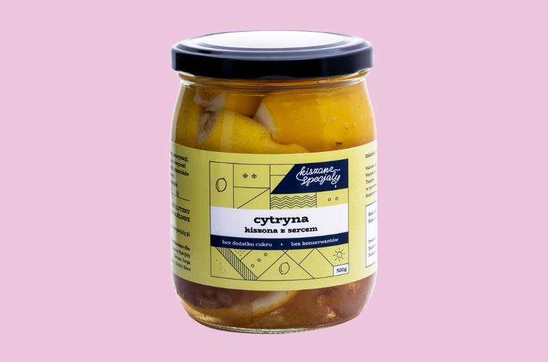 Produkt Kiszona cytryna - zdrowa żywność blisko Ciebie