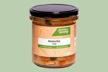 Produkt Kimchi vege z wakame 280g - zdrowa żywność blisko Ciebie