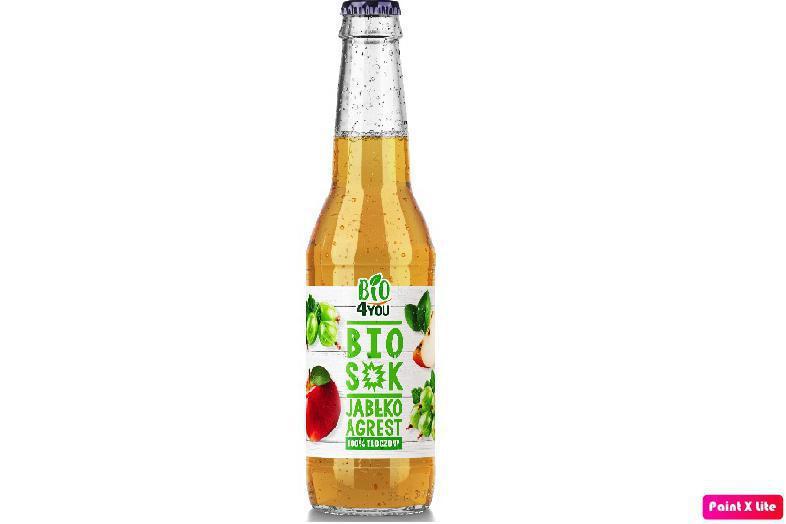 Produkt Ekologiczny Bio Sok Jabłko Agrest (EKO) - zdrowa żywność blisko Ciebie
