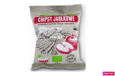 Produkt Chipsy jabłkowe (EKO) - zdrowa żywność blisko Ciebie