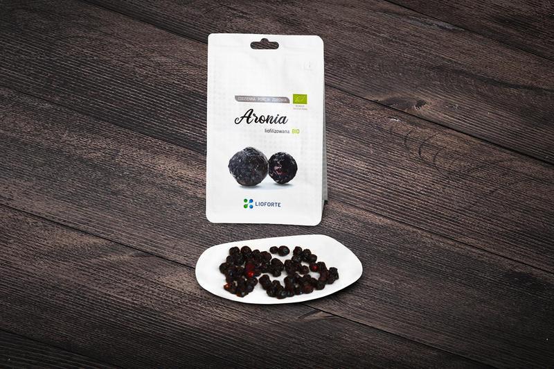 Produkt Aronia Liofilizowana EKO - zdrowa żywność blisko Ciebie