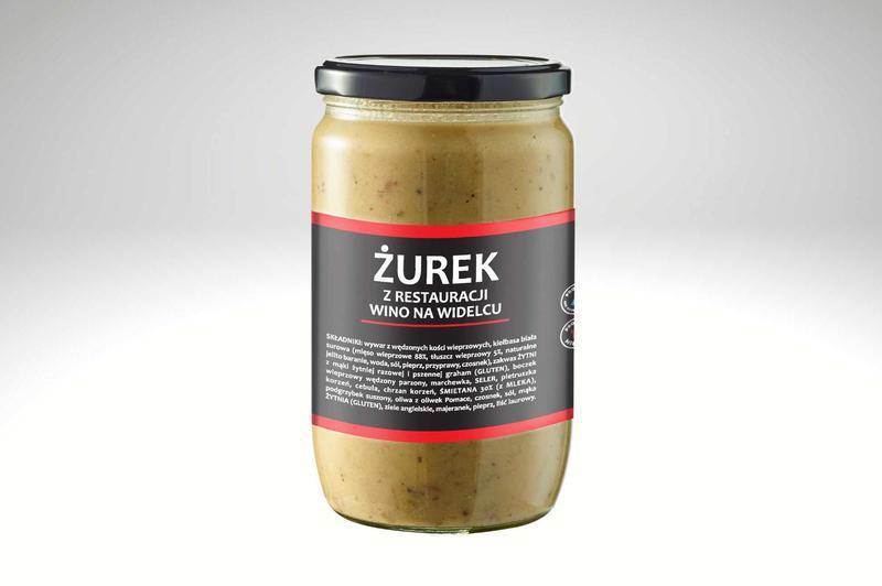 Produkt Żurek - zdrowa żywność blisko Ciebie