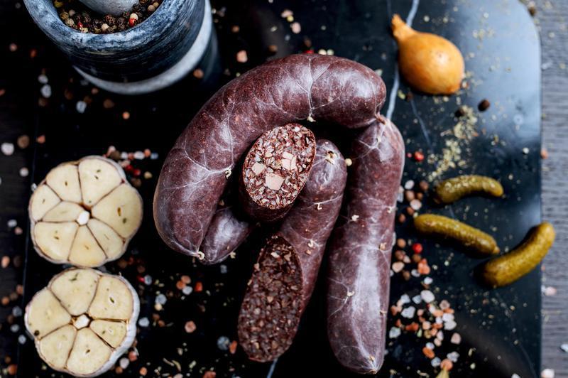 Produkt Kaszanka z kaszą gryczaną - zdrowa żywność blisko Ciebie
