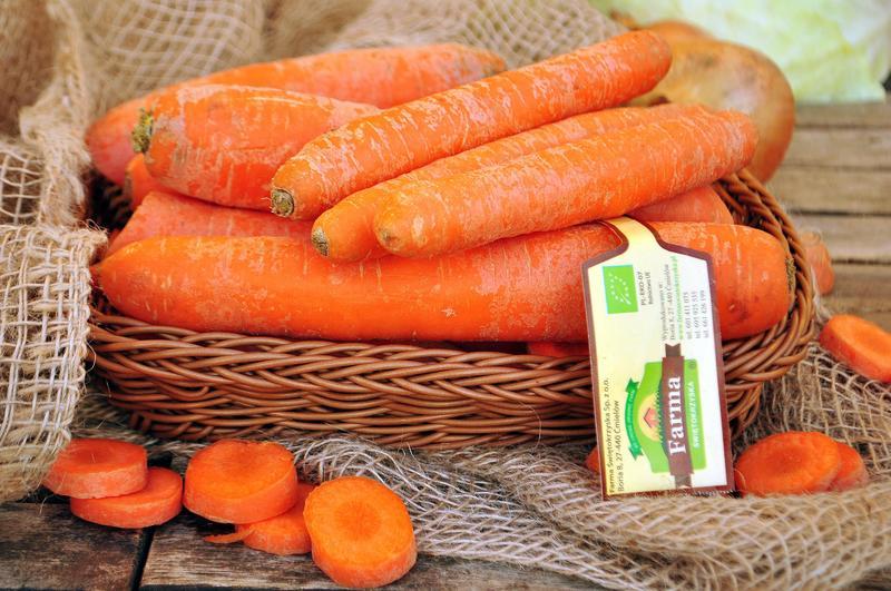 Produkt Marchew na sok (EKO) - zdrowa żywność blisko Ciebie