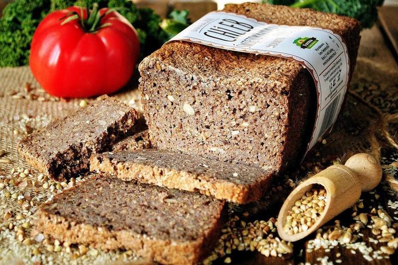 Produkt Chleb świętokrzyski na naturalnym zakwasie bezglutenowy (EKO) - zdrowa żywność blisko Ciebie