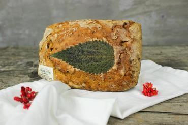 Produkt żytni chlebek z pokrzywą - zdrowa żywność blisko Ciebie