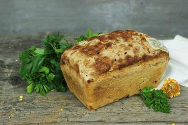 Produkt chleb żytni z cebulką - zdrowa żywność blisko Ciebie