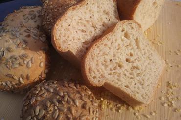 Produkt chleb z mąk bezglutenowych jasny - zdrowa żywność blisko Ciebie
