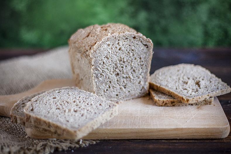 Produkt Chleb żytnio - gryczany na miodzie - zdrowa żywność blisko Ciebie