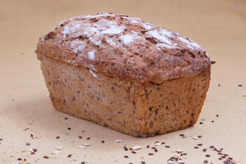 Produkt Chleb żytni z kaszą gryczaną paloną - zdrowa żywność blisko Ciebie