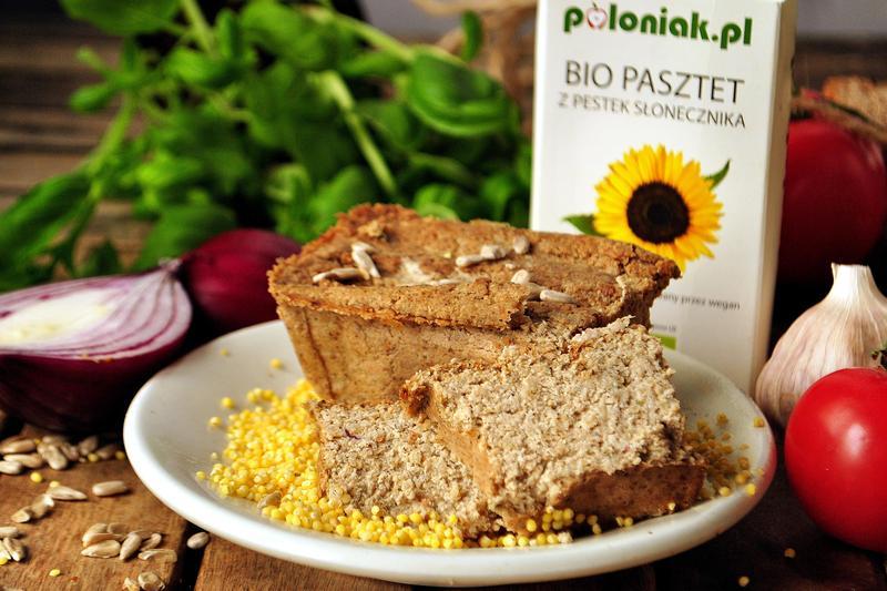 Produkt Pasztet z pestek słonecznika (EKO) - zdrowa żywność blisko Ciebie