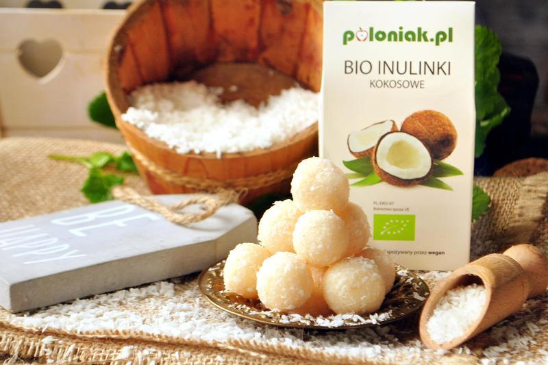 Produkt Inulinki kokosowe (EKO) - zdrowa żywność blisko Ciebie