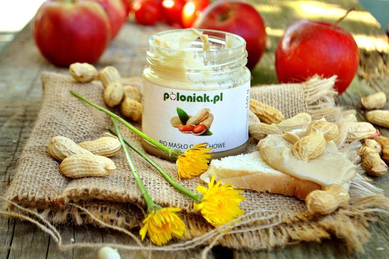 Produkt Masło orzechowe (EKO) - zdrowa żywność blisko Ciebie