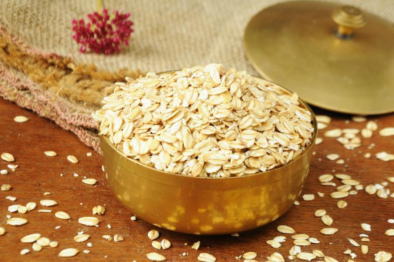 Produkt Płatki owsiane (EKO) - zdrowa żywność blisko Ciebie