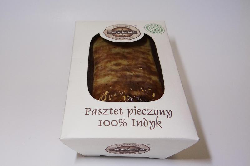 Produkt Pasztet pieczony z indyka - zdrowa żywność blisko Ciebie