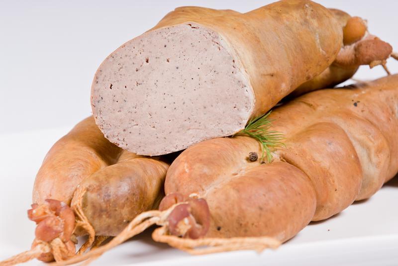 Produkt Wątrobianka parzona wędzona - zdrowa żywność blisko Ciebie