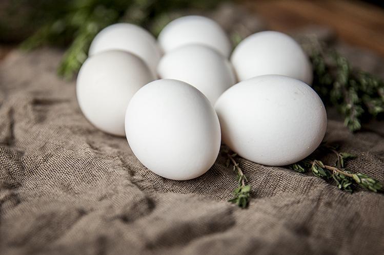 Produkt Jaja wiejskie - zielononóżki Bez GMO - zdrowa żywność blisko Ciebie
