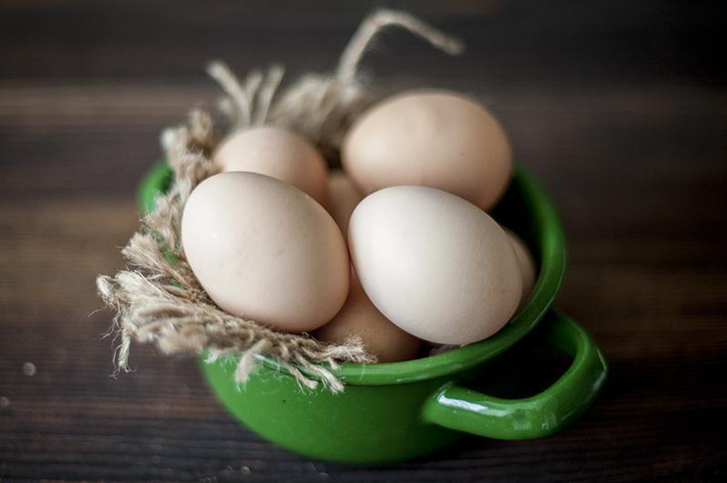 Produkt Jaja wiejskie od kur z wolnego wybiegu Bez GMO - zdrowa żywność blisko Ciebie