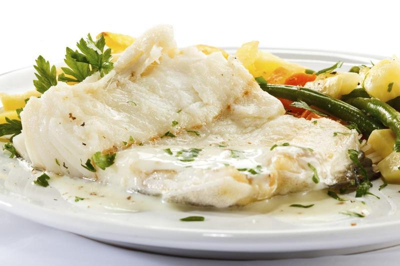 Produkt Ryby zapiekane w sosie koperkowo - śmietanowym - zdrowa żywność blisko Ciebie