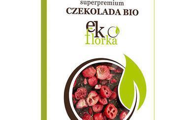 Produkt Czekolada gorzka 70% z żurawiną i miętą (EKO) - zdrowa żywność blisko Ciebie