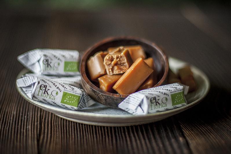 Produkt Krówka  klasyczna bezglutenowa (EKO) - zdrowa żywność blisko Ciebie