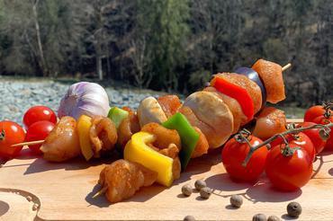 Produkt Szaszłyk drobiowy - zdrowa żywność blisko Ciebie