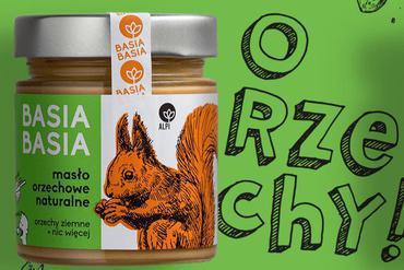 Produkt Krem orzechowy Basia Basia - Orzechy ziemne - zdrowa żywność blisko Ciebie