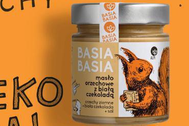 Produkt Krem orzechowy Basia Basia - z czekoladą - zdrowa żywność blisko Ciebie