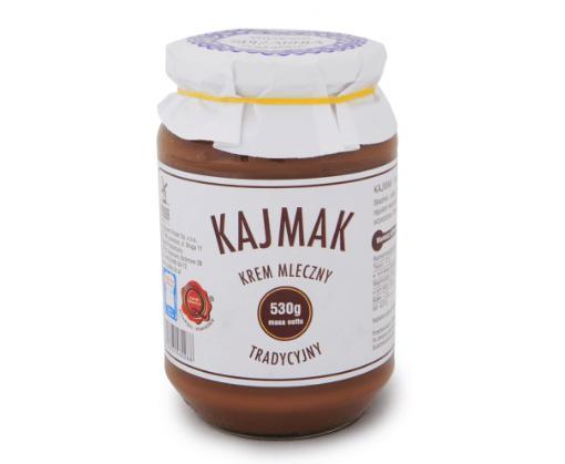 Produkt Kajmak tradycyjny - zdrowa żywność blisko Ciebie
