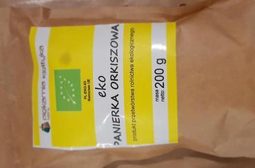 Produkt EKO panierka ORKISZOWA (bułka tarta) - zdrowa żywność blisko Ciebie