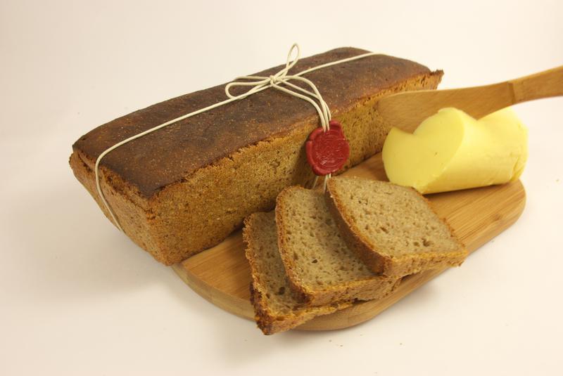 Produkt Chleb żytni na zakwasie, bez drożdży (EKO) - zdrowa żywność blisko Ciebie