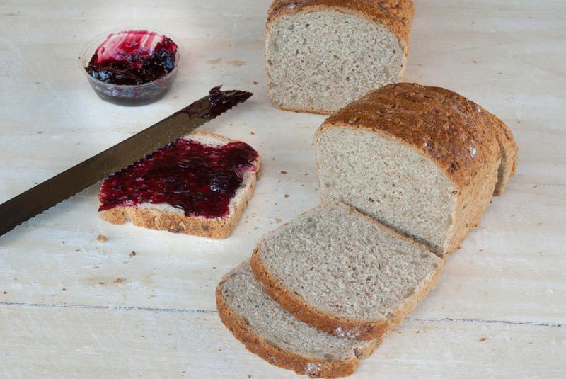 Produkt Chleb orkiszowo-żytnio-pszenny ze słonecznikiem - zdrowa żywność blisko Ciebie
