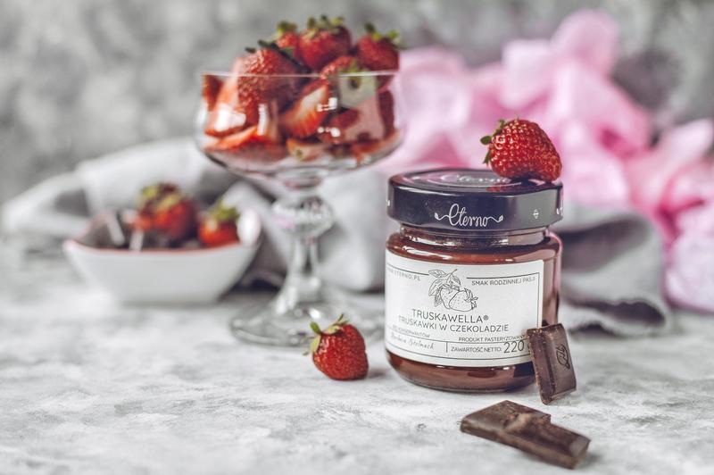 Produkt Truskawella®- truskawki w czekoladzie - zdrowa żywność blisko Ciebie