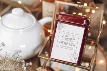 Produkt Herbata Ruanda Rukeri w puszce - zdrowa żywność blisko Ciebie