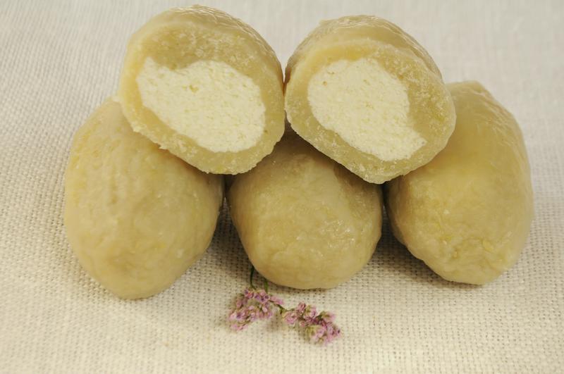 Produkt Pyzy z serem na słodko - zdrowa żywność blisko Ciebie