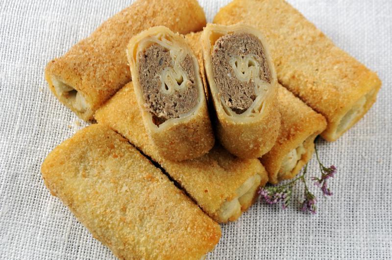 Produkt Krokiety z mięsem - zdrowa żywność blisko Ciebie