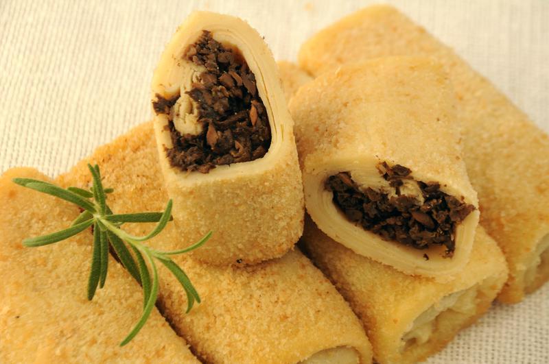 Produkt Krokiety z pieczarką - zdrowa żywność blisko Ciebie