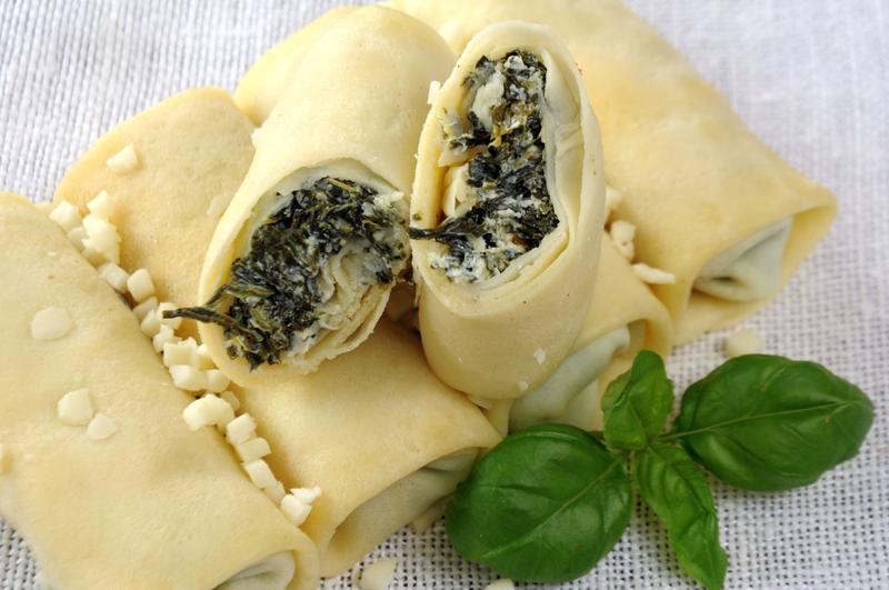 Produkt Krokiety ze szpinakiem - zdrowa żywność blisko Ciebie