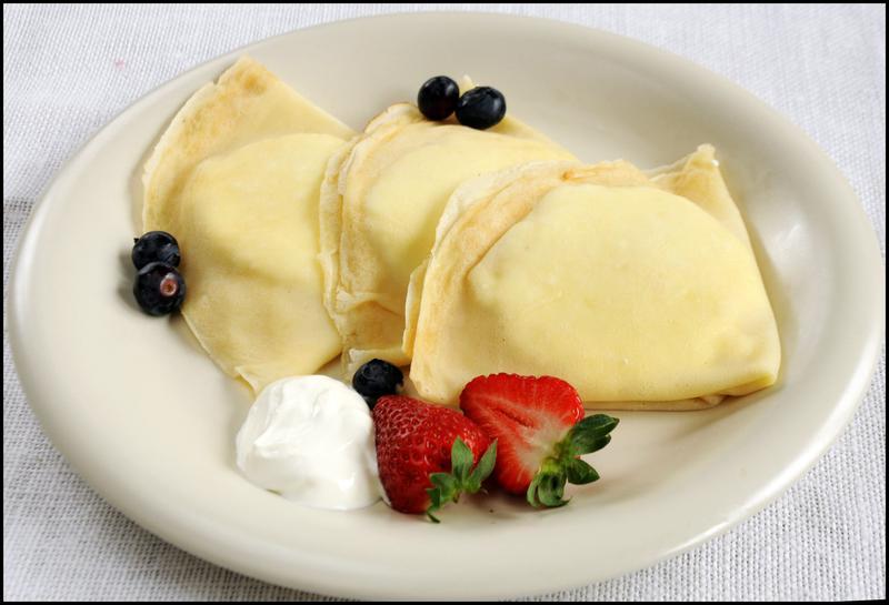 Produkt Naleśniki z serem - zdrowa żywność blisko Ciebie