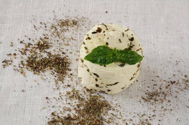 Produkt Serek kremowy ziołowy - zdrowa żywność blisko Ciebie