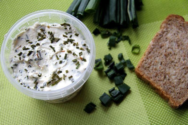 Produkt Serek kremowy ze szczypiorkiem - zdrowa żywność blisko Ciebie